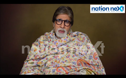 Bollywood megastar Amitabh Bachchan gives a shoutout to short film 'Season's Greetings: A tribute to Rituparno Ghosh' with Nation Next as the media partner.
