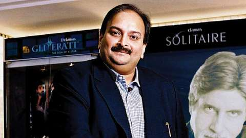 The RBI admitted to writing off Rs 68,607 crores that were due on the willful defaulters including absconding diamantaire Mehul Choksi.