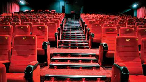 PVR Cinemas is looking at implementing the idea of social distancing inside its theatres through seat distancing post lockdown.