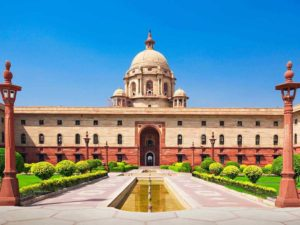 Over a 100 families residing within the Rashtrapati Bhavan area have been advised to remain in self-isolation after one person tested positive for COVID-19.