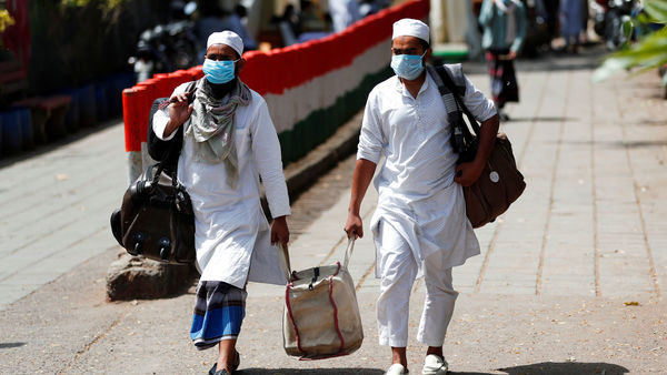 Health Ministry, on April 4, said that 30% of COVID-19 positive cases in India currently are linked to the Tablighi Jamaat meet in Delhi in March.