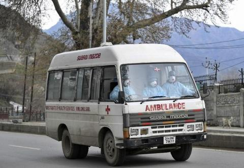 A 60-year-old man Hakam Din concocted a fake death plan with his three friends to reach home in an ambulance in Jammu during lockdown.