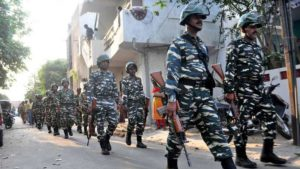 In what has become a cause of concern, 122 CRPF personnel in Delhi have tested positive for coronavirus within a span of two weeks.