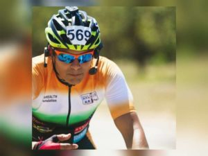 Ultra Cyclist Dr Amit Samarth will be cycling non-stop for 48 hours on his indoor cycling set up in Nagpur to raise funds for Maharashtra Police.