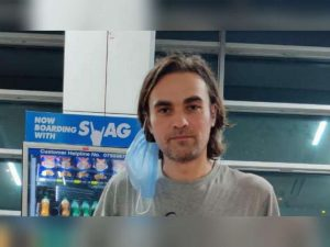 Edgard Ziebart, a German national, who had been living at Delhi IGI Airport since March 18, finally left for Amsterdam via KLM Airlines on May 12 morning.