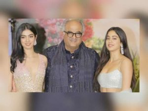 Bollywood producer Boney Kapoor, through a statement, has informed that his house help recently tested positive for coronavirus.