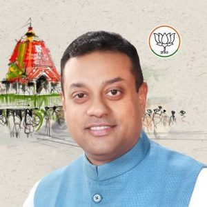 BJP's national spokesperson Sambit Patra was admitted to a private hospital – Medanta Hospital – in Gurgaon on Thursday after he showed COVID-19 symptoms.