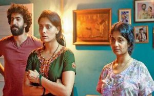 Here's Nation Next's review of the movie 'Choked: Paisa Bolta Hai' directed by Anurag Kashyap and and starring Saiyami Kher and Roshan Mathew.
