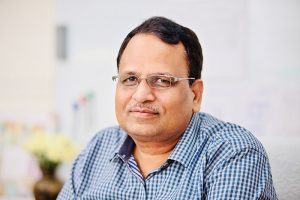 Delhi Health Minister Satyendar Jain was shifted to Max Hospital on Friday after he was diagnosed with pneumonia and his condition worsened.